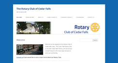 Preview of cedarfallsrotary.org