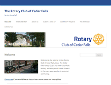 Tablet Preview of cedarfallsrotary.org